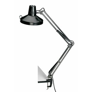 Swing-Arm Combination Desk Lamp by Alvin and Co.
