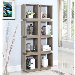 Mcburney Geometrically Cube Unit Bookcase