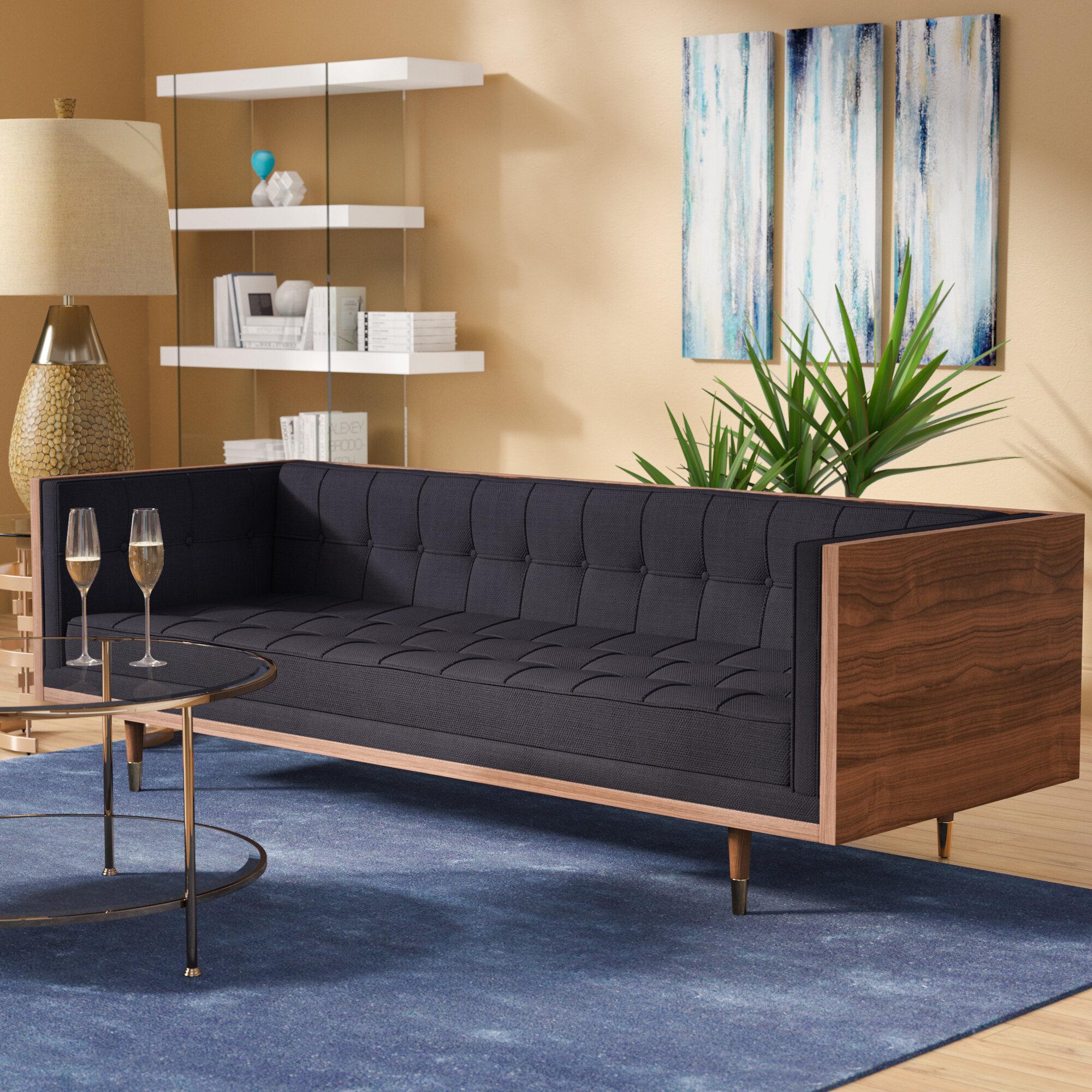 Comm office lancaster chesterfield sofa reviews wayfair