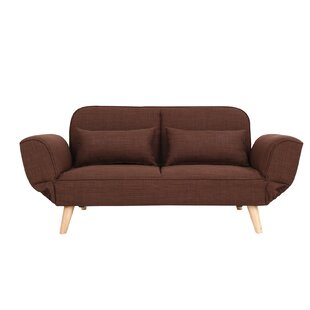 Best Reviews Athol Sleeper Loveseat by George Oliver Reviews (2019) & Buyer's Guide