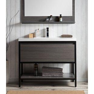 McCook 42 inch  Single Bathroom Vanity Set