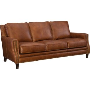 Exton Stationary Sofa  by Hooker Furniture