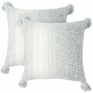 Charles Ombre Throw Pillow (Set of 2)
