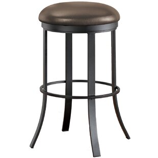 Patricia Swivel Bar  Counter Stool by Winston Porter