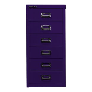 29er 6 Drawer Filing Cabinet By Bisley