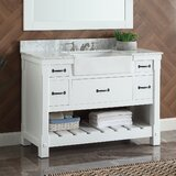 Mantra 48 Single Bathroom Vanity Set by Gracie Oaks