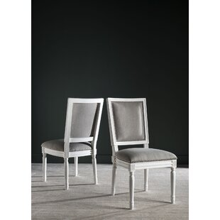 Elyas Upholstered Dining Chair (Set of 2)
