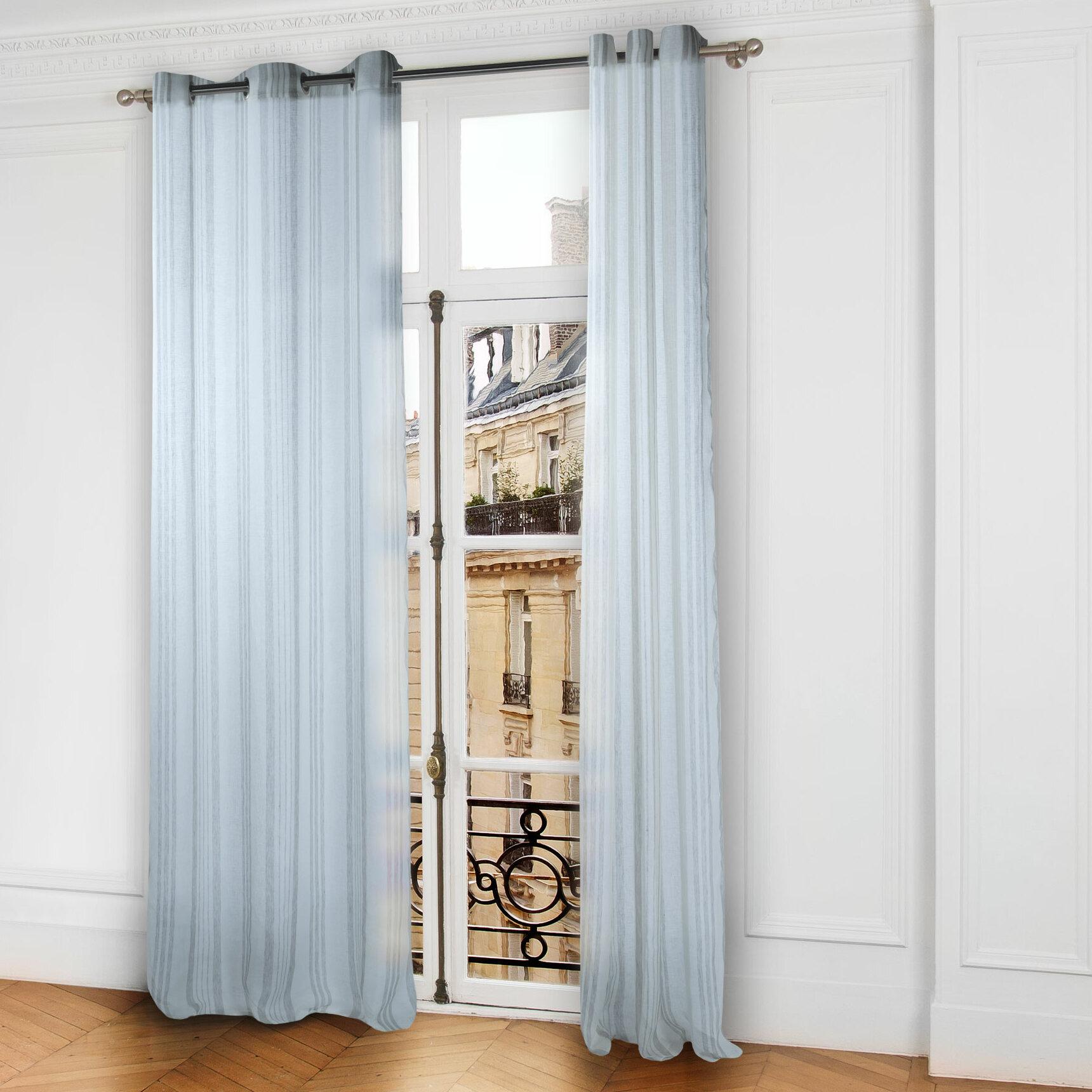 Madura Brisbane Single Curtain Panel Wayfair