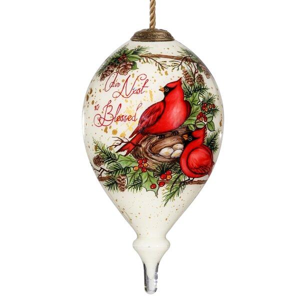 Bird Nest Ornament Wayfair