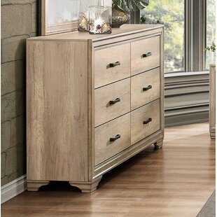 Emberton 6 Drawer Dresser