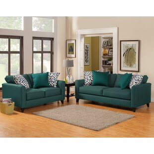 Darby Home Co Amberley Configurable Living Room Set
