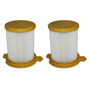 Think Crucial Dirt Devil F12 Washable HEPA Filter (Set of 2)