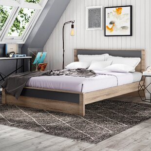 Ashton Queen Platform Bed by Trule Teen New Design