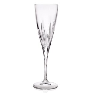 Fluente 7 oz. Crystal Flute (Set of 6)