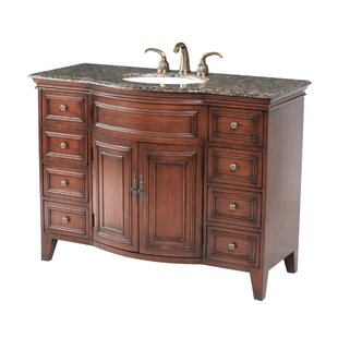 Taunton 48 Single Bathroom Vanity Set by dCOR design