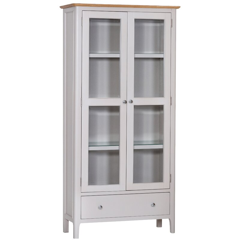 Brambly Cottage Alysa Display Cabinet