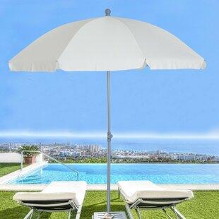 Isabel 2.2m Beach Parasol By Freeport Park