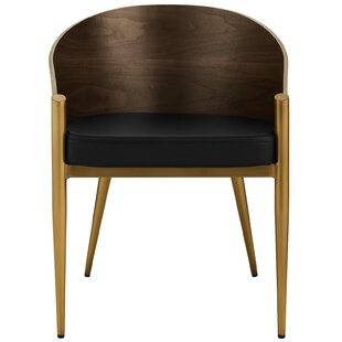 Amado Upholstered Dining Chair by Ivy Bronx