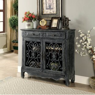 Hayse 2 Drawer Accent Cabinet by August Grove