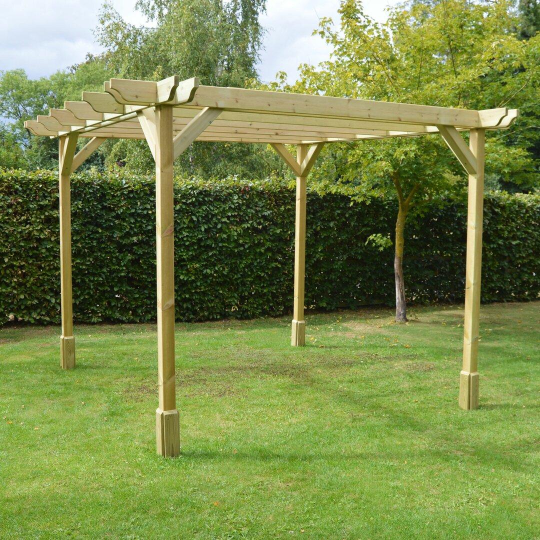 Randi Manufactured Wood Pergola