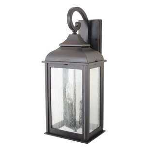 Fynn 3-Light Outdoor Wall Lantern