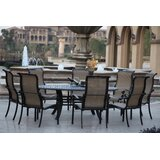 Bagwell 9 Piece Dining Set
