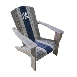 MLB Wood Adirondack Chair ..