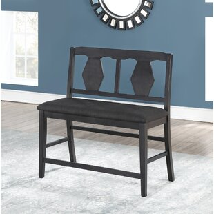 Munos Upholstered Bench by Charlton Home