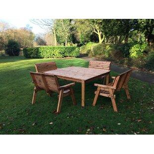 Farrar 8 Seater Dining Set By Union Rustic