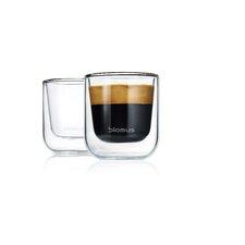 Nero 2.7 oz. Insulated Double Wall Espresso Glasses (Set of 2)