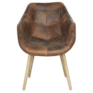 Lanigan Upholstered Dining Chair Union Rustic