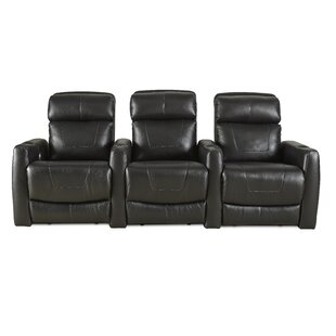 Premier Home Theater Sofa (Row of 3) by Southern Motion
