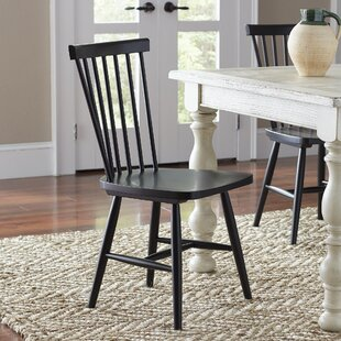 Sowerby Solid Wood Dining Chair (Set of 2) Birch Lane™ Heritage