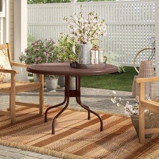 Kirton Plastic/Resin Dining Table by Eber..