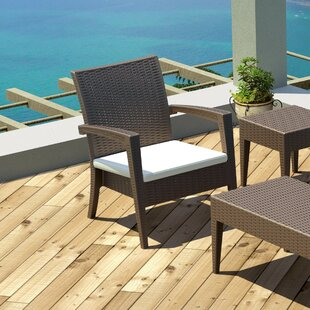 Kassiopeia Resin Patio Chair (Set of 2)