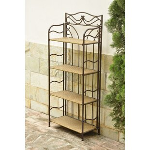 Check Out Meetinghouse Étagère Steel Baker's Rack Great deals