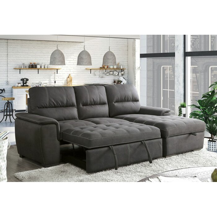 Miraculous Sokol Right Hand Facing Sleeper Sectional Pdpeps Interior Chair Design Pdpepsorg