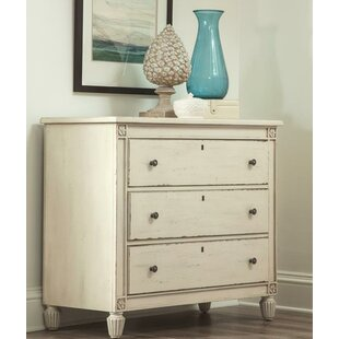 Beachcrest Home Tala 3 Drawer Dresser