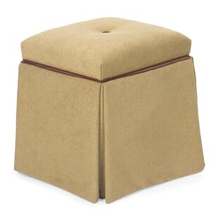 Linden Storage Ottoman by Fair..