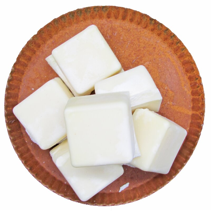 White Pumpkin /& Lilac scented wax melts