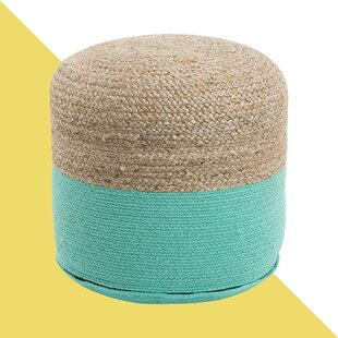 Casas Pouffe By Hashtag Home