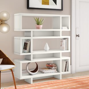 Comparison Aleksandra Geometric Bookcase by Turn on the Brights