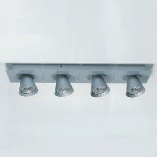 ZANEEN design Circe Linear 4-Light Directional & Spotlight