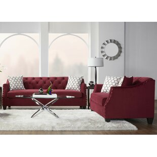 Bostick 2 Piece Living Room Set