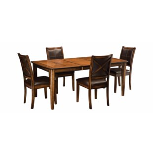 Loon Peak Algoma 5 Piece Dining Set