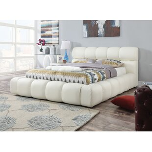 Felton Upholstery Platform Bed