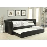 Otis Twin Daybed with Trundle by Canora Grey