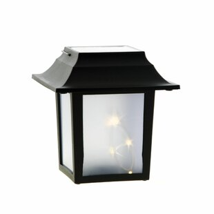Keyone Star Solar 3-Light LED Lantern Head by August Grove