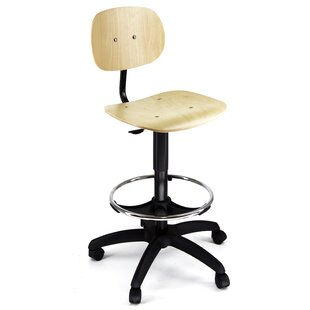 Sherbrook Ergonomic Draughtsman Chair By Ebern Designs