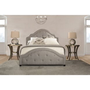 Broughtonville Upholstered Panel Bed
